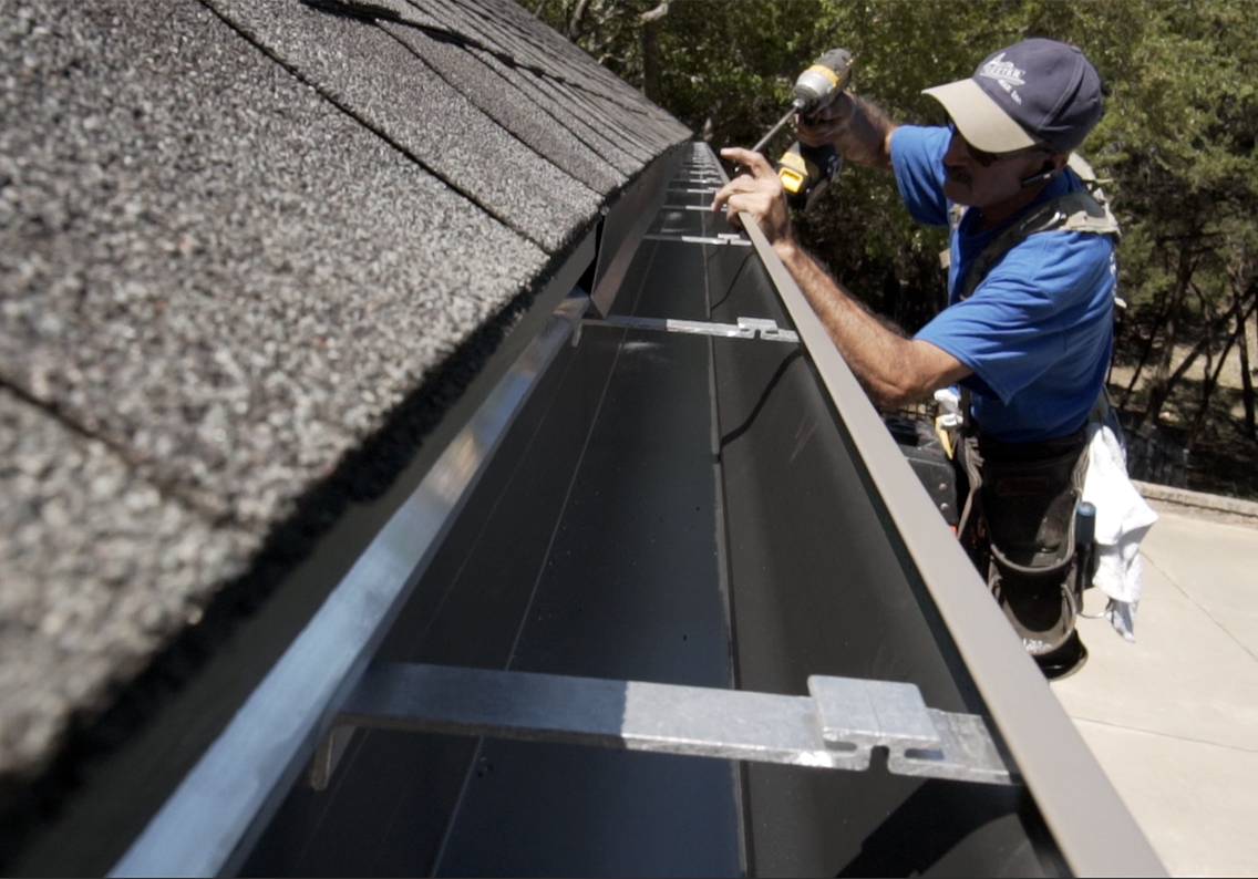 Seamless Gutter Installation Gainesville Florida